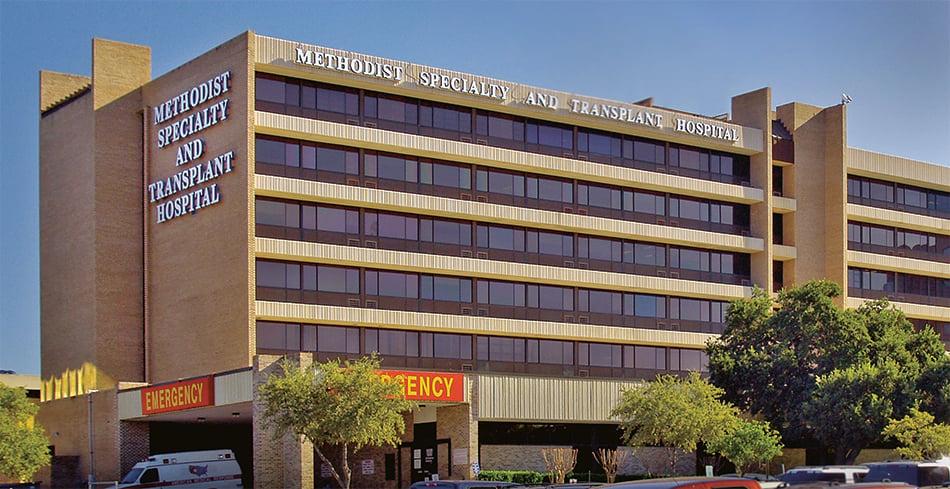 MethodistSpecialtyandTransplantHospital