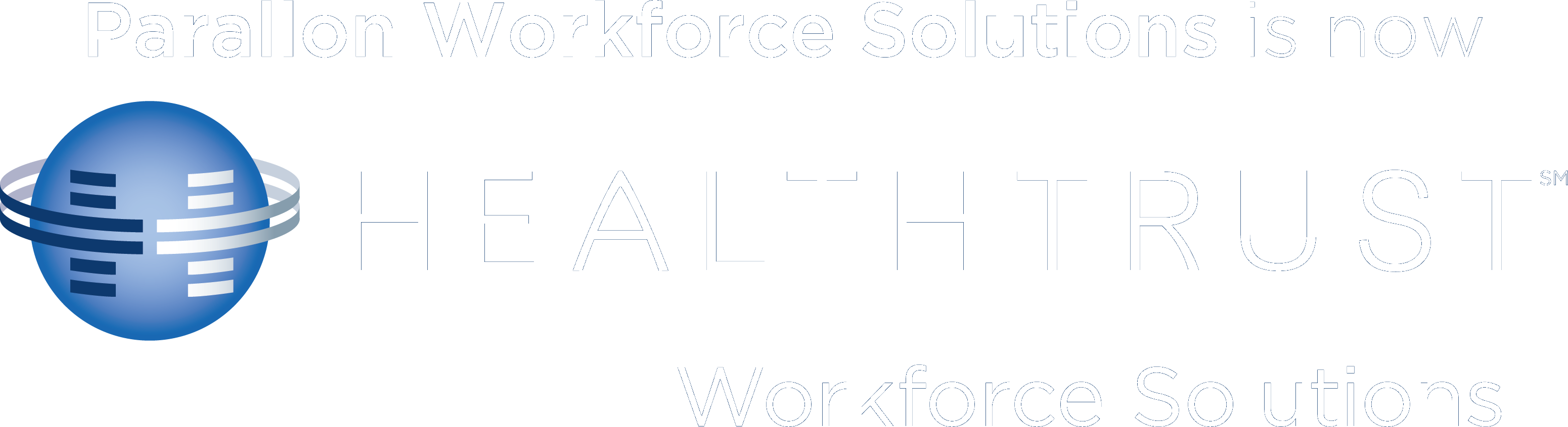Parallon Workforce Solutions is now HealthTrust Workforce Solutions